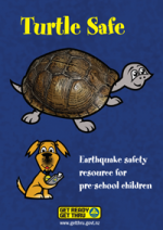Turtle Safe: Earthquake safety resource for preschool children