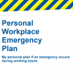 Personal Workplace Emergency Plan